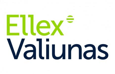 Ellex Valiunas - Logo - V - JPG - White background