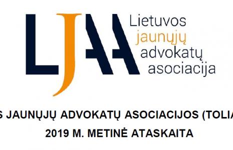 2020-07-29 09_35_49-LJAA Veiklos Ataskaita Nariams - 2019 ir 2020 1P.pdf - Adobe Acrobat Reader 2017